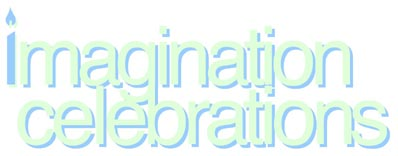 imagination celebrations, logo, kids store, party, john gajowski,