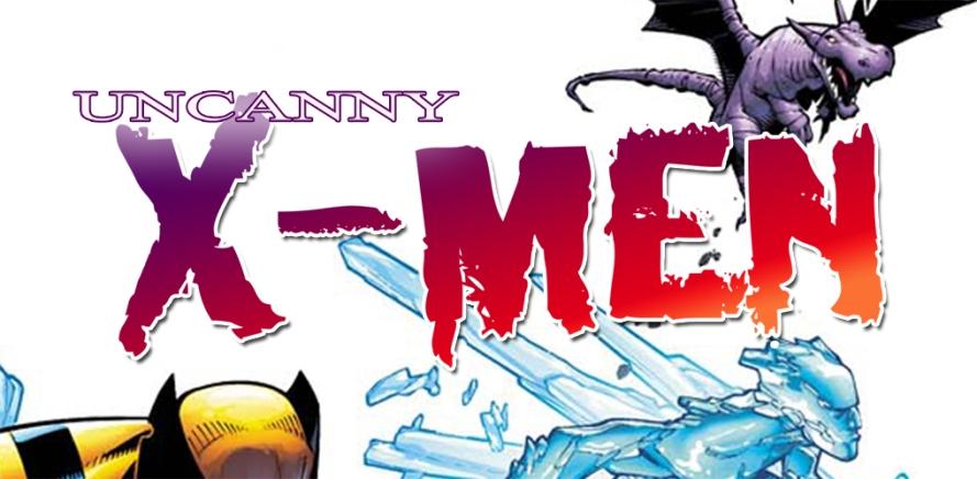 x-men, uncanny x-men, john gajowski, johngajowski, comics, comicbooks, comic books, marvel, marvel comics, logos