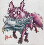 john gajowski, johngajowski, fox, bird, 88 strong