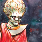 star trek, john gajowski, johngajowski, illustration, scifi, sci-fi, space,