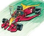 cars, F1, concepts, car design, johngajowski, john gajowski